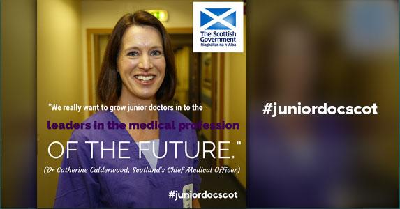 Junior doctors in Scotland